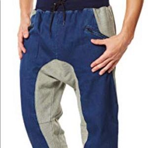 Zumba Dynamic Duo Harem Dance Pants Men's Small